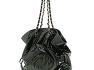 Chanel(샤넬) A40353Y01799 봉봉(BON BONS) 블랙 페이던트 은장 체인 숄더백/중고명품/대치동중고명품/은마상가중고명품/도곡동중고명품/한티역중고명