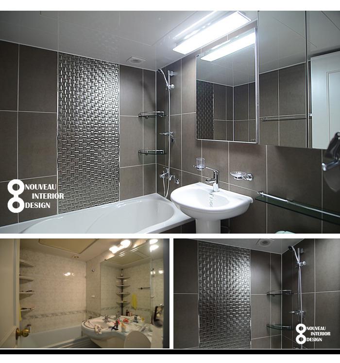 군포 당동 주공 아파트 2단지 욕실 리모델링 - [모던욕실/UBR욕실 ...