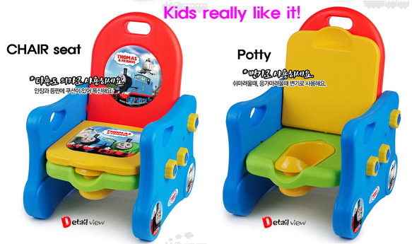 thomas train melody music potty seat chair toilet restroom baby child children ebay. Black Bedroom Furniture Sets. Home Design Ideas
