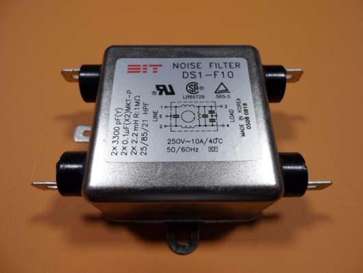 Aluminum Air Battery >> DS1-F10. 250V10A. EMI/EMC FILTER. NOISE FILTER. 노이즈 필터. 동환 ...