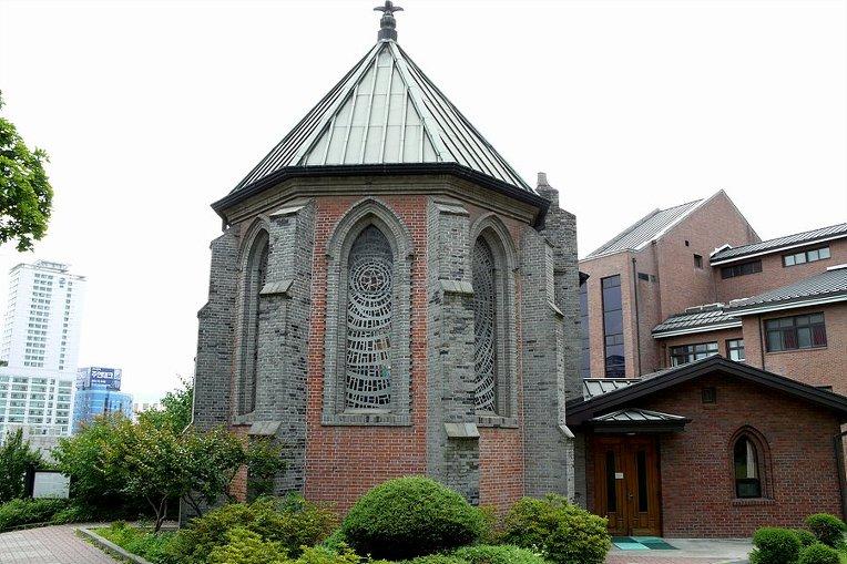 사적(史蹟) 제521호 서울 원효로 예수성심성당