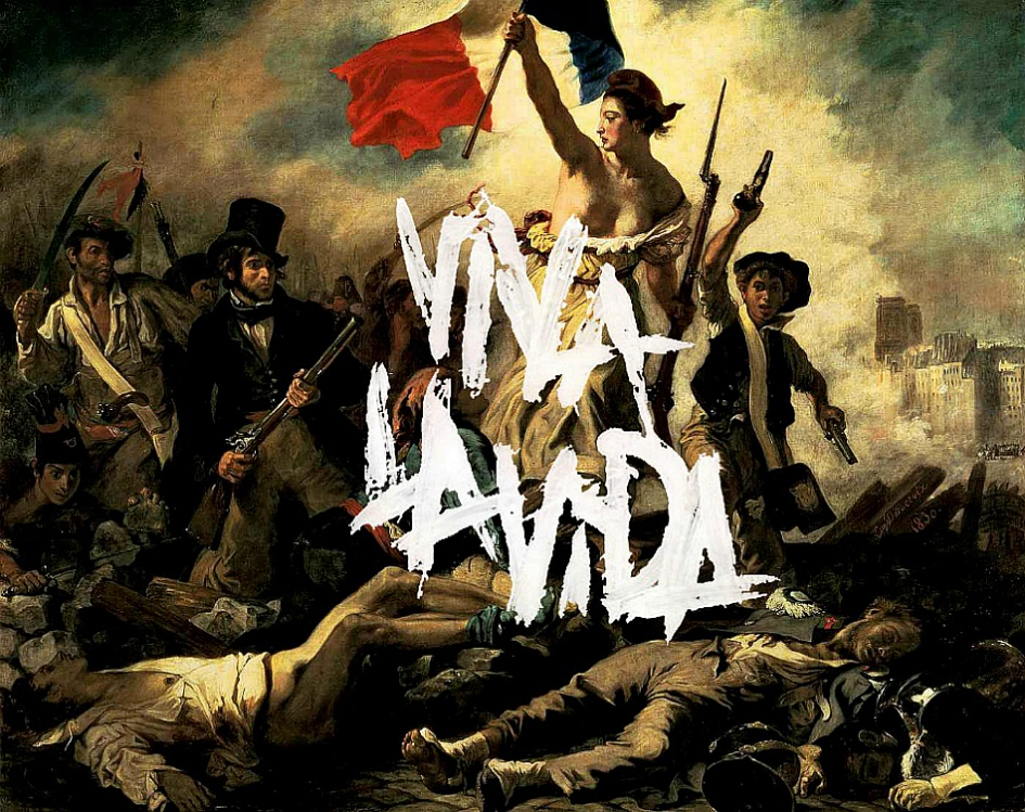 an analysis of viva la vida by coldplay This post is a little different from some of our normal posts, but it does fit with the  vision and purpose of baptist21 the church needs to be able.