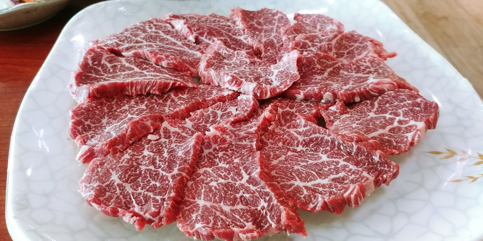 Nonsan Mountain Huangshan Beef