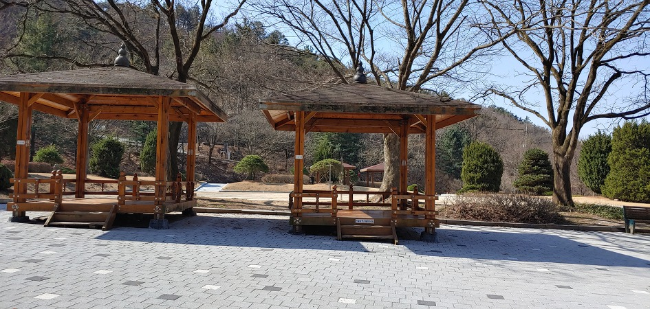Daejeon Bomunsan Ejaculation Park