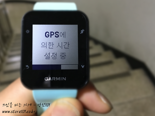 [리뷰] 가민 포러너 35 Garmin forerunner 35 개봉기